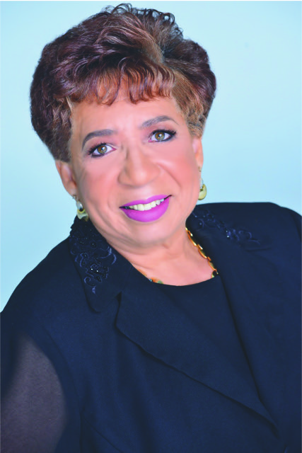 Pastor Betty Jamison Headshot